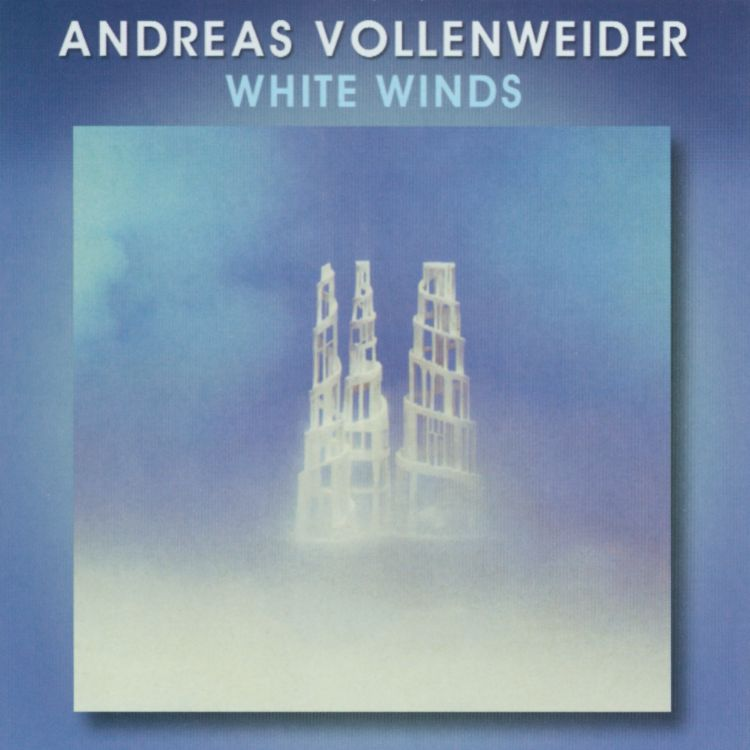 WHITE WINDS BY VOLLENWEIDER,ANDREA (CD)